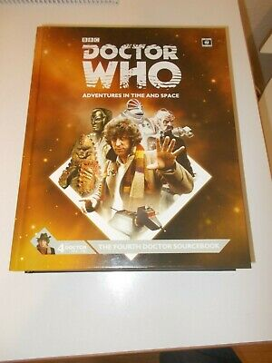 The Fourth Doctor Sourcebook  Dr Who AITAS RPG - Supplement • 14.99£