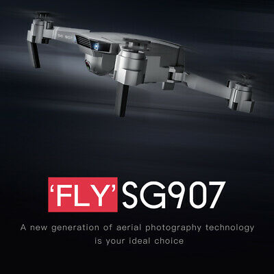 SG907 5G WIFI 4K RC Drone With Dual Camera GPS Optical Flow Positioning MV S9F5 • 78.44£