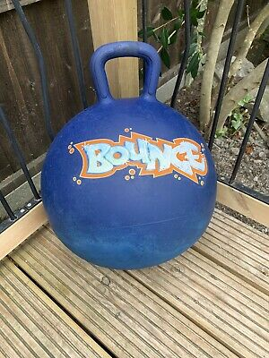 Childrens Toys - Blue Bounce Space Hopper • 6.99£
