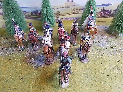 Del Prado Cavalry Of The Napoleonic Wars Multi-listing. No's 38-47 • 7£
