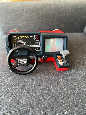 Vintage Tomy Turnin' Turbo Dashboard (1983) In VGC! Batteries Included. Unboxed • 25£