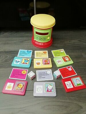 ELC Pop It In The Post Box Game - Complete • 20£