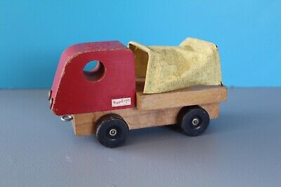 Vintage Happitoys Truck - Lovely Condition • 2.99£