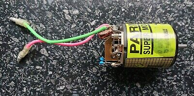Parma Super Modified Cyclone 17 Turn Double Vintage Brushed Motor.  • 6.90£