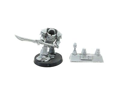 Forge World Horus Heresy Legion Praetor Tribune In Tartaros Terminator Armour • 15£