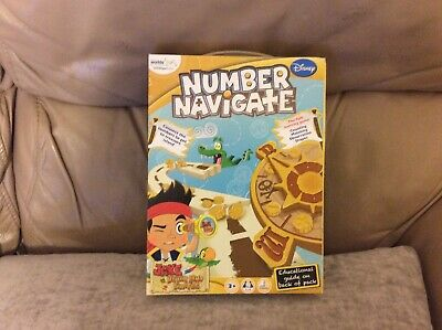 Jake And The Neverland Pirates Number Navigate • 4.99£