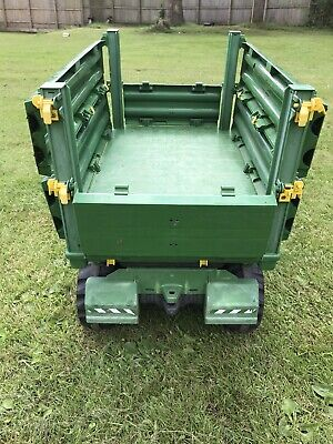 John Deere Kids Toy Trailer (Rolly Toy) • 15£