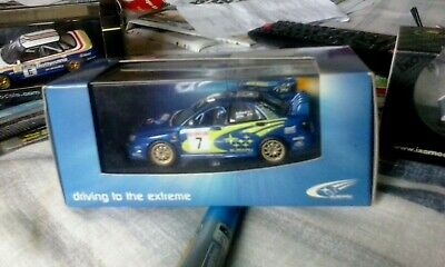 Petter Solberg 2003 Monte Carlo Rally 1/43 Model(with Signature) • 20£