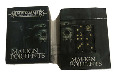 Malign Portents Dice And Cards • 30£