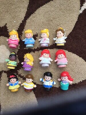 Fisher Price Little People Princess Figure Used • 6£
