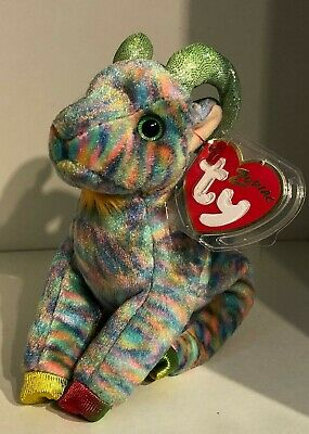 Ty Beanie Babies Zodiac, Rooster And Goat • 9.99£