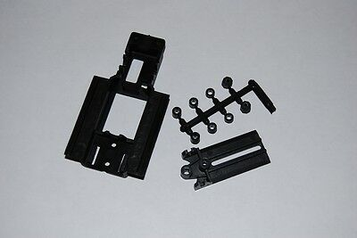 PCS 32 SLOTCAR CHASSIS Adjustable X 3 Chassis!! • 13.50£