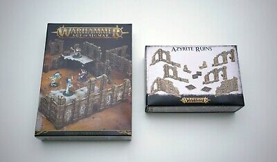Warhammer Azyrite Townscape + Ruins (Age Of Sigmar) • 50£