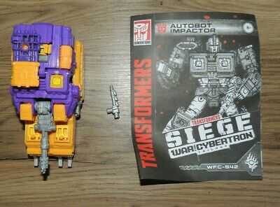 Transformers WFC Siege Deluxe Impactor - Complete • 5.50£