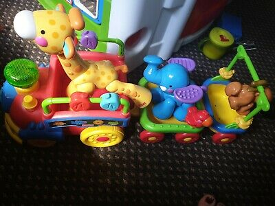 Fisher Price Animal Train  • 5£