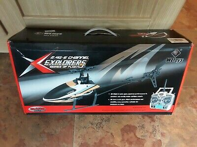 WLtoys V950 2.4g 6ch RC Helicopter  • 55£