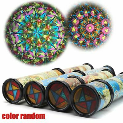 Stretchable Gifts Plastic Educational Rotating Classic Toys Kaleidoscopes • 5.14£