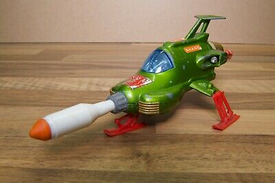 Dinky Toys No 351 UFO Interceptor Complete With Original Working Missile. • 20£