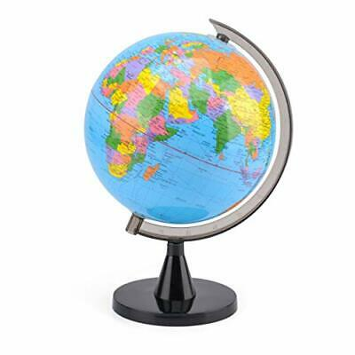 Toyrific TY6103 Kids World Globe, Educational With Stand, 20cm, Multi • 20.99£