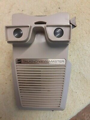 VINTAGE GAF TALKING VIEWMASTER 1970's • 24.99£