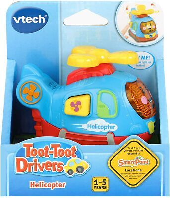 Toot-Toot Drivers Helicopter • 7.99£