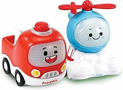 Toot-Toot Drivers Cory Carson Mini Duo Vehicle Pack (Freddie & Halle) • 6.99£