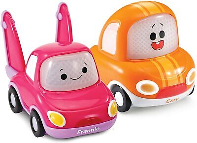 Toot-Toot Drivers Cory Carson Mini Duo Vehicle Pack (Cory & Frannie) • 6.99£