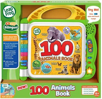 100 Animals Book • 19.99£
