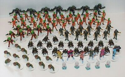 Well Painted Space Cadets Away Missions Board Game Sci-fi Space Rpg Miniatures • 149£