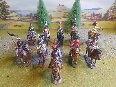 Del Prado Cavalry Of The Napoleonic Wars.Multi- Listing #58-67 • 8£