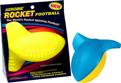 Aerobie Football Rocket ***New • 12.49£