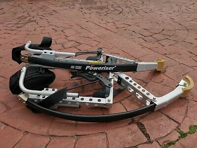 PR-7090 Powerisers, Jumping Pogo Stilts, Great Condition, Used Only Twice • 40£