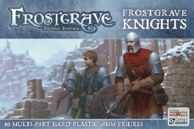 Fgvp08 Frostgrave Knights  -  Fantasy  - 28mm  • 15£