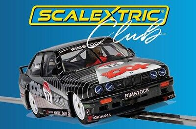 BMW E30 M3 Driven By Matt Neal BTCC - 1992 - Club Members Exclusive Car • 42.99£