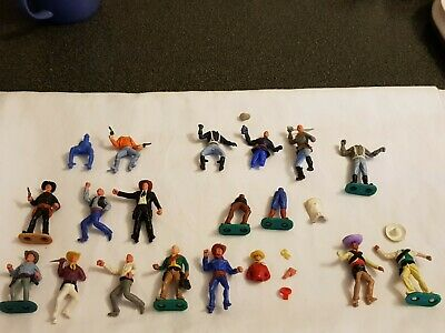 Timpo Wild West 19 Cowboys, ACW, Mexicans, Swoppets • 45£