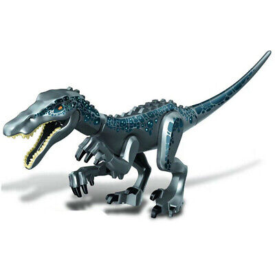 Indominus XXL Baryonyx Jurassic Dinosaur Large Figure Blocks Fits Lego Kid Toys • 6.59£