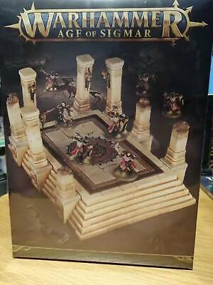 Warhammer Aos Dominion Of Sigmar Shattered Temple • 25£