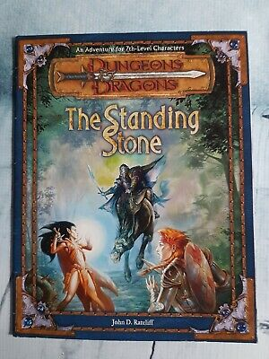 D&D The Standing Stone • 10£