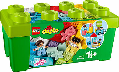 LEGO DUPLO Classic Brick Box 65 Pieces Age 1½ Years+ 10913 Brand New • 19.95£