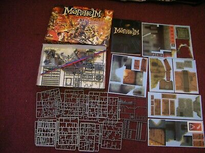 Warhammer  Mordheim Core Game #2, Almost Complete • 375£