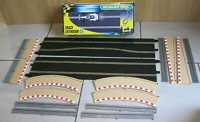 Scalextric 1:32 Sport Track - C8243 Extension Pack B - Boxed • 22£