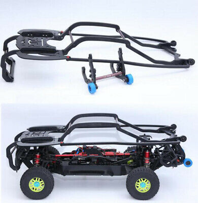Shell Based Roll Cage OR Wheelie Bar Body Protection For 1/7 ARRMA MOJAVE RC Car • 84.79£
