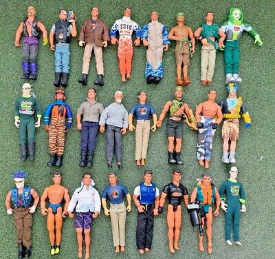 Various 12 /30cm Tall Action Men Action Figures - Multi Listing - Free P&P • 6.99£