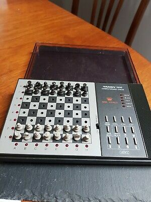 Tandy 1650 Computerized Chess • 14.99£