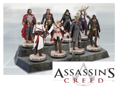 Official Assassins Creed Hachette Collection Figures Various Issues Just Ask Me • 15.99£