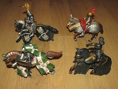 Schleich Knight's And Horse's Figure's Bundle / Job Lot  • 30£