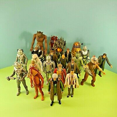 DOCTOR Dr WHO  ACTION FIGURES 5  *RARE* MULTILISTING .combine Postage Option  • 14.99£