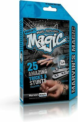 Marvin's Magic (MMB 5704) Mind-Blowing Magic - 25 Amazing Tricks And Stunts • 11.95£