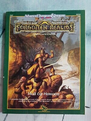 AD&D Forgotten Realms Hall Of Heroes • 12£