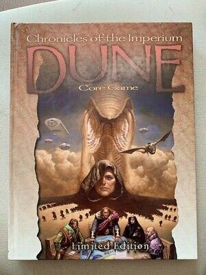 Dune Chronicles Of The Imperium RPG • 68£